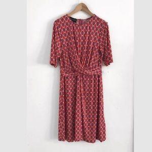NWOT Donna Morgan midi dress size 8